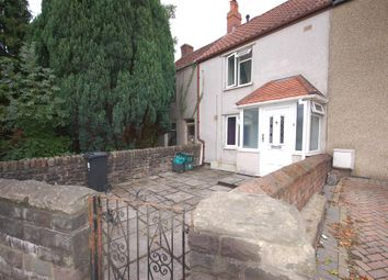 Thumbnail 2 bed terraced house for sale in Soundwell Road, Bristol