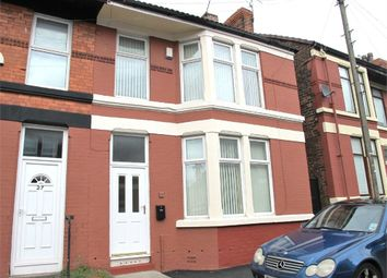 Thumbnail 3 bedroom end terrace house for sale in Kenyon Road, Allerton, Liverpool, Merseyside