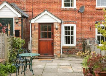 Thumbnail 2 bed terraced house for sale in High Street, Manton, Marlborough, Wiltshire