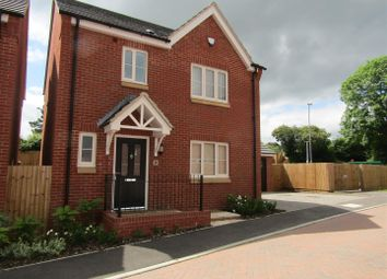 Thumbnail 3 bed detached house for sale in Maddock Close, Narborough, Narborough