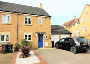 Thumbnail 3 bed end terrace house for sale in Truscott Avenue, Swindon