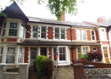 Thumbnail 3 bedroom terraced house for sale in Moorland Road, Cardiff, Caerdydd