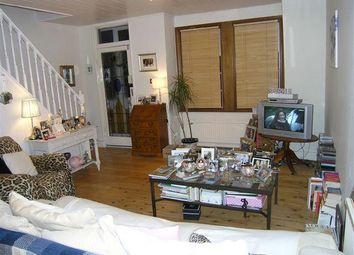 Thumbnail 2 bed terraced house for sale in Vernon Avenue, Raynes Park, London