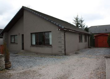 Thumbnail 4 bed bungalow for sale in Craig Lane, Newmill, Keith