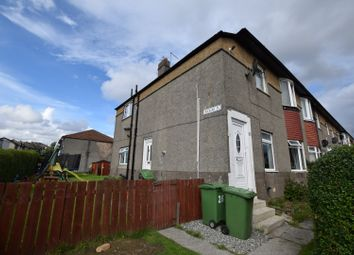 Thumbnail 3 bed flat for sale in Bucklaw Terrace, Glasgow