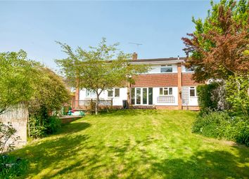 Thumbnail 5 bed semi-detached house for sale in The Pastures, Kings Worthy, Winchester, Hampshire