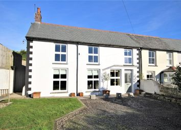 Thumbnail 4 bed semi-detached house for sale in Roughtor Road, Tregoodwell, Camelford