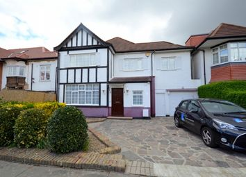 Thumbnail 4 bed detached house to rent in Foscote Road, Hendon, London