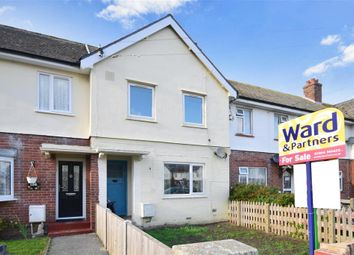 Thumbnail 3 bed terraced house for sale in Stockdale Gardens, Deal, Kent