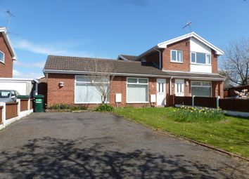 Thumbnail 1 bed semi-detached bungalow for sale in Willow Grove, Elton, Chester