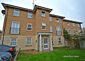 Thumbnail 2 bedroom flat for sale in Johnson Court, Northampton