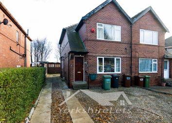Thumbnail 1 bed flat to rent in Pendas Way, Crossgates, Leeds