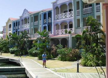 Thumbnail 2 bedroom town house for sale in The Harbour, Harbour Unit 14B, Rodney Bay, St Lucia