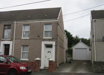 Thumbnail 3 bed semi-detached house for sale in Pemberton Road, Llanelli