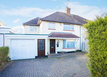 Thumbnail 5 bed semi-detached house for sale in Overn Avenue, Buckingham