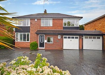 Thumbnail 4 bed detached house for sale in Kenpas Highway, Green Lane, Coventry