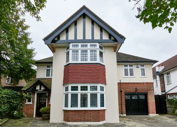Thumbnail 4 bed detached house for sale in Aylmer Road, London