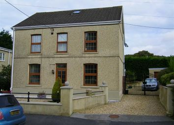 Thumbnail 3 bed detached house for sale in Folland Road, Garnant, Ammanford
