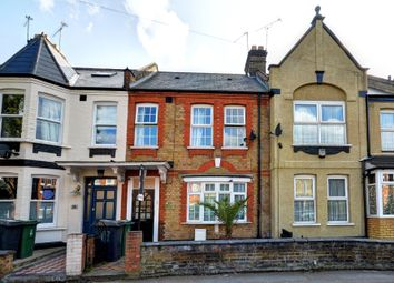 Thumbnail 3 bed terraced house for sale in Hibbert Road, Walthamstow