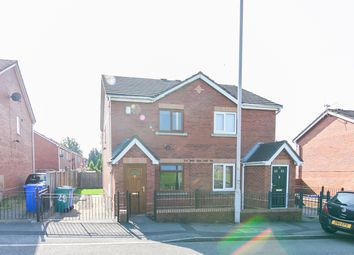 Thumbnail 2 bedroom semi-detached house for sale in Barrow Hill Road, Manchester