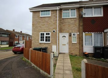 Thumbnail 2 bed end terrace house to rent in Dogwood Close, Northfleet, Gravesend, Kent