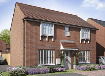 "Thumbnail 4 bed detached house for sale in ""Thornbury"" at Henry Lock Way, Littlehampton"