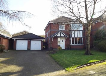 Thumbnail 4 bed detached house for sale in Great Flatt, Rochdale, Greater Manchester