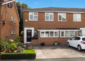 Thumbnail 3 bed property for sale in Bucklers Way, Carshalton