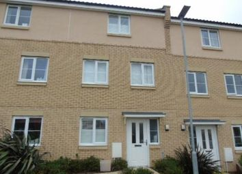 Thumbnail 4 bedroom town house to rent in Masons Drive, Great Blakenham, Ipswich