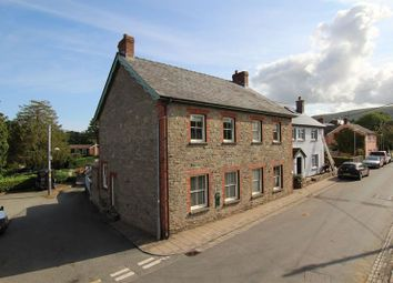 Thumbnail 3 bed detached house for sale in Llangorse, Brecon