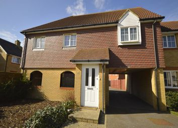Thumbnail 2 bed flat to rent in Campbell Road, Hawkinge, Folkestone