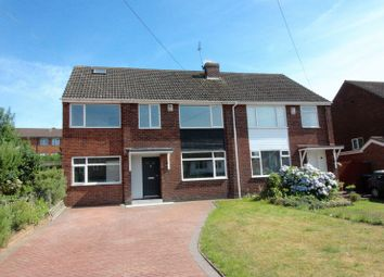 Thumbnail 5 bedroom semi-detached house for sale in Modbury Close, Styvechale, Coventry