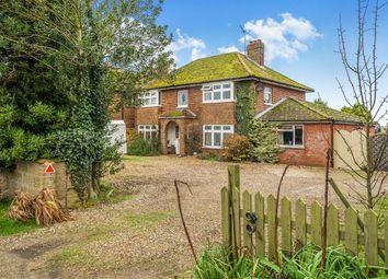 Thumbnail 4 bedroom detached house for sale in Fakenham Road, Briston, Melton Constable