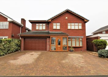 Thumbnail 4 bed detached house for sale in Ulverston Crescent, Lytham St. Annes