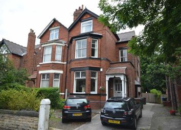 Thumbnail 3 bed flat for sale in Lea Road, Heaton Moor, Stockport, Greater Manchester