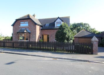 Thumbnail 4 bed detached house for sale in Millbank, Bangor