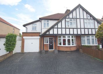Thumbnail 5 bed semi-detached house for sale in Longlands Road, Sidcup, Kent
