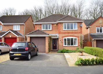 Thumbnail 4 bedroom detached house for sale in Bentley Drive, Kirkham, Preston