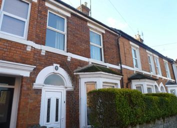 Thumbnail 4 bed terraced house to rent in Lethbridge Road, Old Town, Swindon