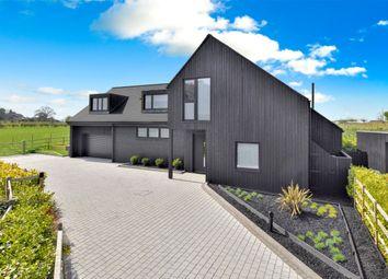 Burgess Fields, Lenham Heath, Maidstone ME17. 5 bed detached house for sale