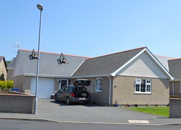 Thumbnail 4 bed bungalow for sale in Ffordd Gwenllian, Nefyn