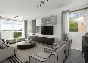 Thumbnail 2 bed flat to rent in Beechcroft Manor, Weybridge