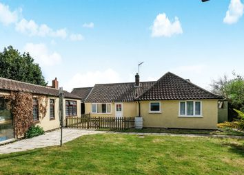 Thumbnail 3 bedroom detached bungalow for sale in Orford Road, Tunstall, Woodbridge