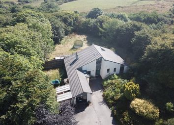 Thumbnail 5 bed detached house for sale in Slaughter Bridge, Camelford