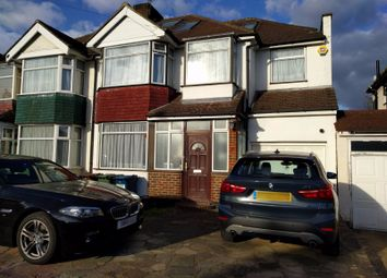 Thumbnail 5 bed semi-detached house to rent in Culver Grove, Stanmore
