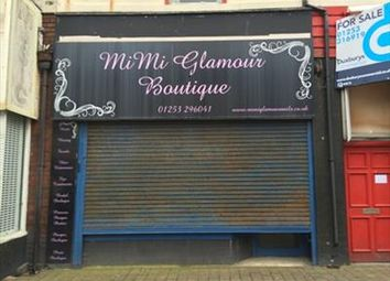 Thumbnail Retail premises to let in 50 Topping Street, Blackpool, Lancashire