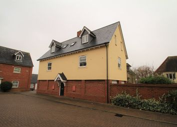 Thumbnail 3 bedroom maisonette to rent in Rouse Way, Colchester