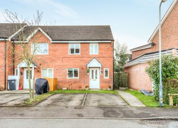 Thumbnail 3 bed end terrace house for sale in Juliet Drive, Heathcote, Warwick