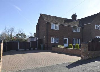 Thumbnail 3 bed semi-detached house for sale in Firs Avenue, Alfreton