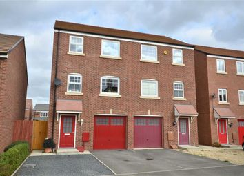 Thumbnail 4 bed town house for sale in Golden Arrow Way, Brockworth, Gloucester